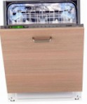 BEKO DIN 5832 Dishwasher fullsize built-in full