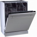 Zigmund & Shtain DW39.6008X Dishwasher fullsize built-in full