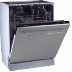 Zigmund & Shtain DW89.6003X Dishwasher fullsize built-in full