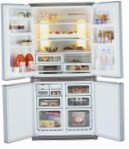 Sharp SJ-F75PESL Fridge refrigerator with freezer