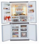 Sharp SJ-F75PCSL Fridge refrigerator with freezer