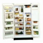 Amana SBDE 522 V Fridge refrigerator with freezer