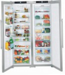 Liebherr SBSes 7252 Fridge refrigerator with freezer