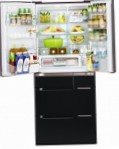 Hitachi R-B6800UXK Fridge refrigerator with freezer