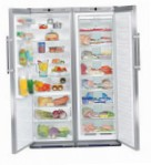 Liebherr SBSes 7102 Fridge refrigerator with freezer