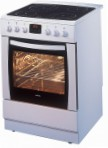 Amica 601CE3.434TAYKD (W) Kitchen Stove, type of oven: electric, type of hob: electric
