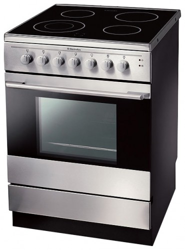 Characteristics Kitchen Stove Electrolux EKC 601503 X Photo