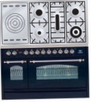 ILVE PN-120S-VG Matt Kitchen Stove, type of oven: gas, type of hob: gas