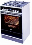 Kaiser HGE 61500 MR Kitchen Stove, type of oven: electric, type of hob: gas