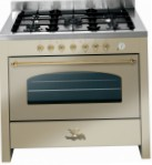 Bompani BO 684 SA/L Kitchen Stove, type of oven: electric, type of hob: gas