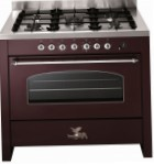 Bompani BO 689 SA/L Kitchen Stove, type of oven: electric, type of hob: gas