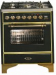 ILVE M-76D-MP Matt Kitchen Stove, type of oven: electric, type of hob: gas