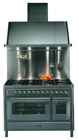 Characteristics Kitchen Stove ILVE MT-120S5-VG Matt Photo