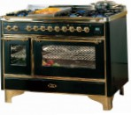 ILVE M-1207-MP Matt Kitchen Stove, type of oven: electric, type of hob: gas