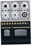 ILVE PDN-906-MP Matt Kitchen Stove, type of oven: electric, type of hob: gas