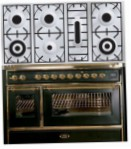 ILVE M-1207D-MP Matt Kitchen Stove, type of oven: electric, type of hob: gas