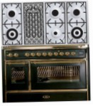 ILVE M-120BD-MP Matt Kitchen Stove, type of oven: electric, type of hob: gas