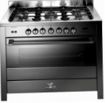 Bompani BO 683 SA/L Kitchen Stove, type of oven: electric, type of hob: gas