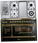ILVE M-120FRD-MP Matt Kitchen Stove, type of oven: electric, type of hob: gas