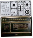 ILVE M-120SD-MP Matt Kitchen Stove, type of oven: electric, type of hob: gas