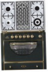 ILVE MCA-90BD-VG Matt Kitchen Stove, type of oven: gas, type of hob: gas