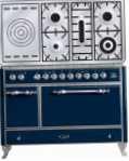 ILVE MC-120SD-E3 Blue Kitchen Stove, type of oven: electric, type of hob: gas