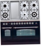 ILVE PN-120F-MP Matt Kitchen Stove, type of oven: electric, type of hob: combined