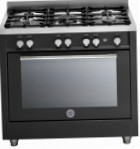 Ardesia PL 998 BLACK Kitchen Stove, type of oven: gas, type of hob: gas