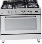 Delonghi PEMX 965 GHI Kitchen Stove, type of oven: electric, type of hob: gas