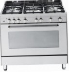 Delonghi PGGVX 965 GHI Kitchen Stove, type of oven: gas, type of hob: gas