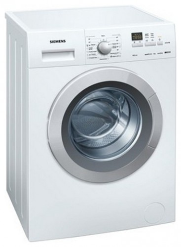 Characteristics Washing Machine Siemens WS 10G160 Photo